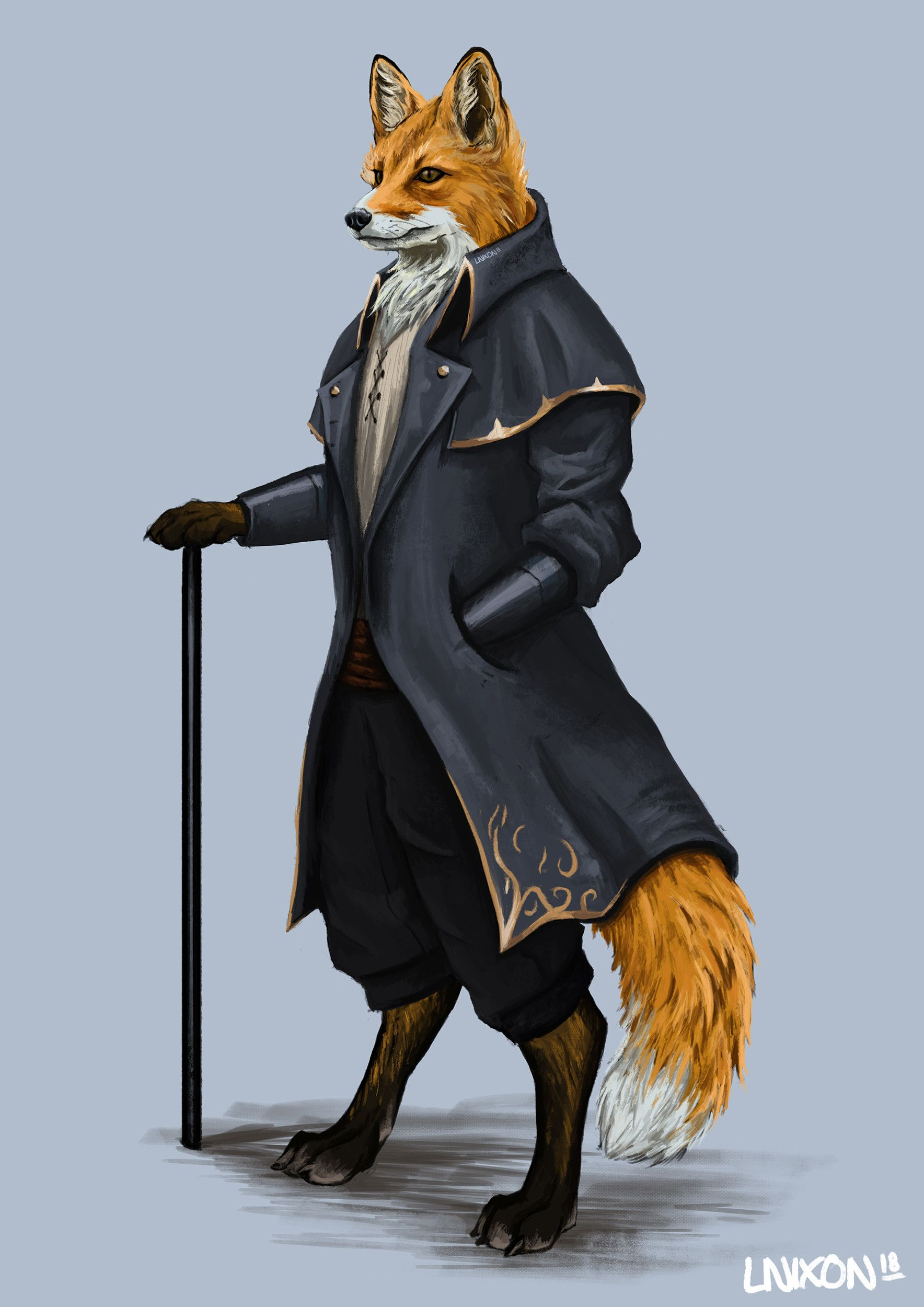 fox character design Movies is part of The Peanuts Movie Character Design Fox Family - Character design for a personal illustration project I'm doing based off a snippet from Lord of the Rings 🦊