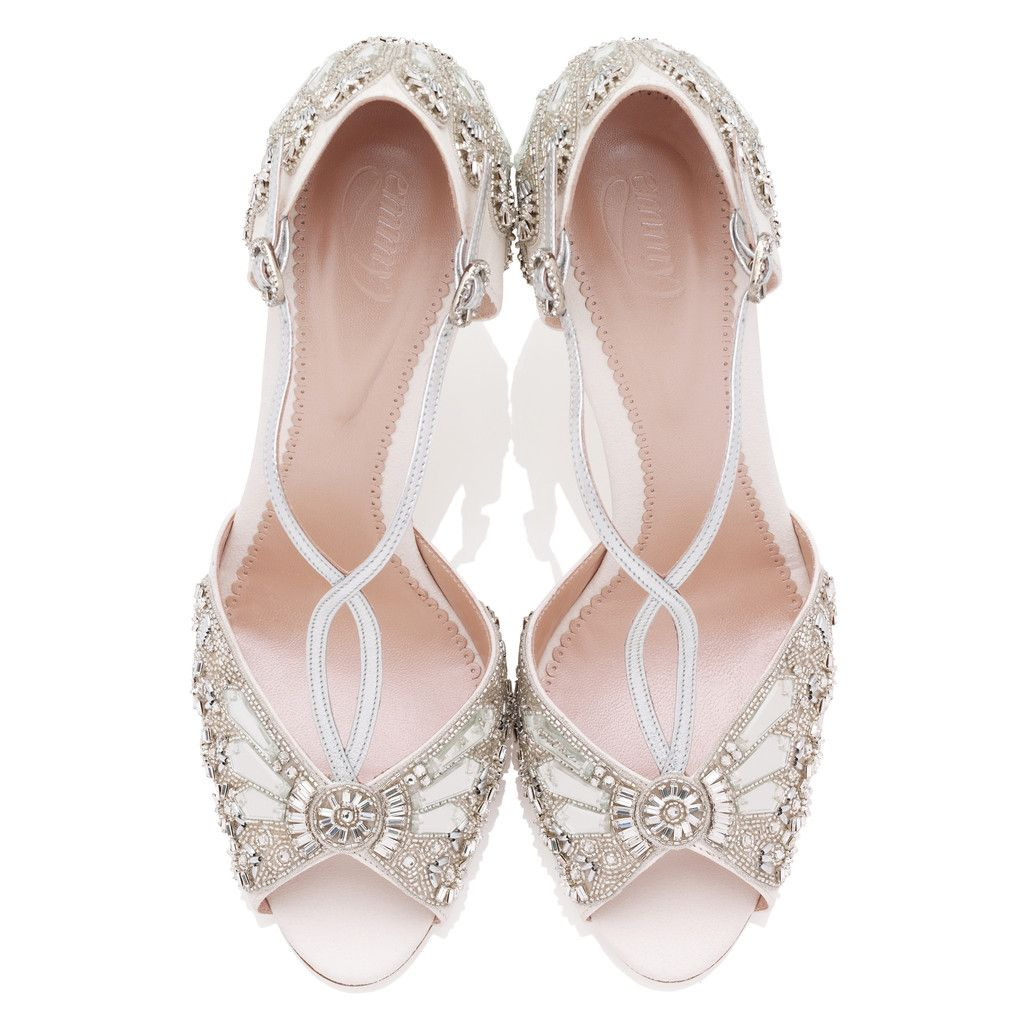 Francesca embellished sandals emmy shoes