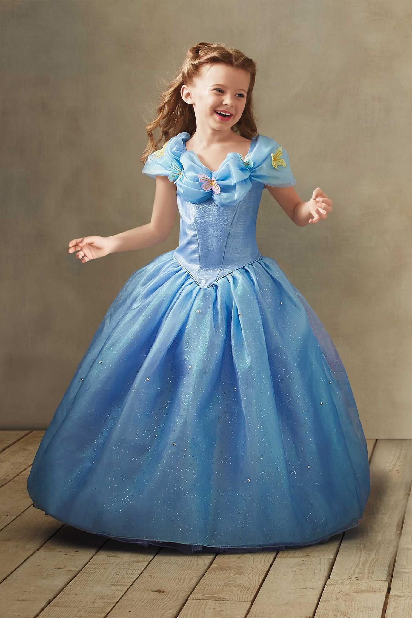 The Ultimate Collection Cinderella® Ball Gown For Girls | Zoeis ...