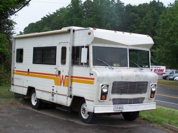 Elegant Is To Actually Roll Into Cons In DALES WINNEBAGO!! I Mean Lets Think About This Its A Costuming Prop That You Can Live In! Awesome Right?!? Fortunately, A 70s Winnebago Isnt That Expensive Because Most Of Them Are Old And Crappy So