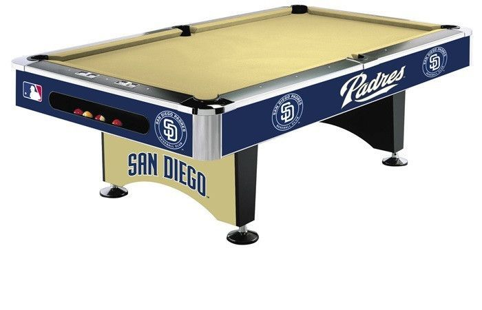 Use this Exclusive coupon code: PINFIVE to receive an additional 5% off the San Diego Padres MLB 8 Foot Pool Table at SportsFansPlus.com