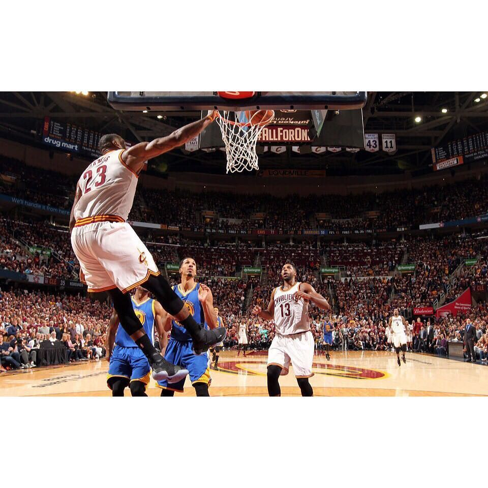 The Defending Champion Cleveland Cavaliers find themselves