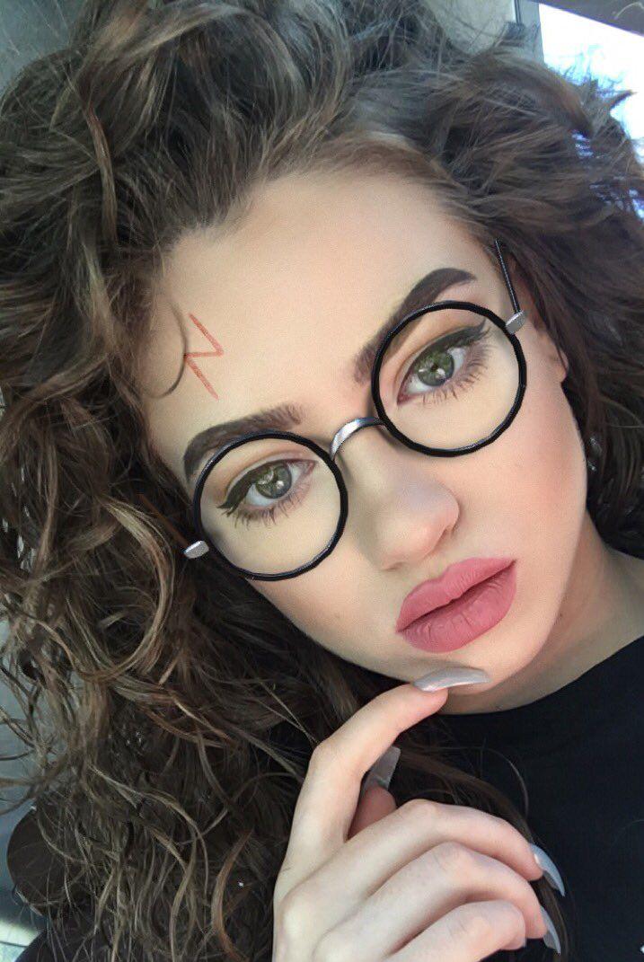 Carnaval fotos tumblr en 2019 chicas con lentes - Peinados para chicas ...