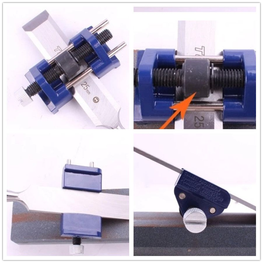 1pc Fixed Angle Woodworking Machine Grinding Machine Woodworking Knife Sharpener Fixed Angle Knife For Determi Woodworking Woodworking Machine Knife Sharpening