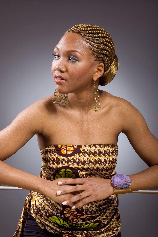 17+ African american braided hairstyles in a bun ideas