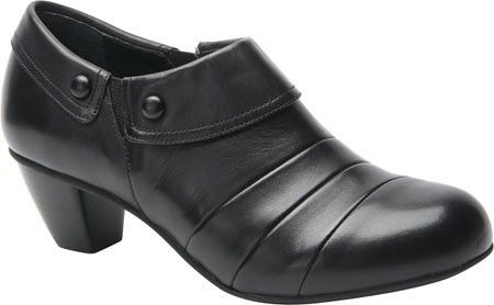 Drew shoes, Black leather boots