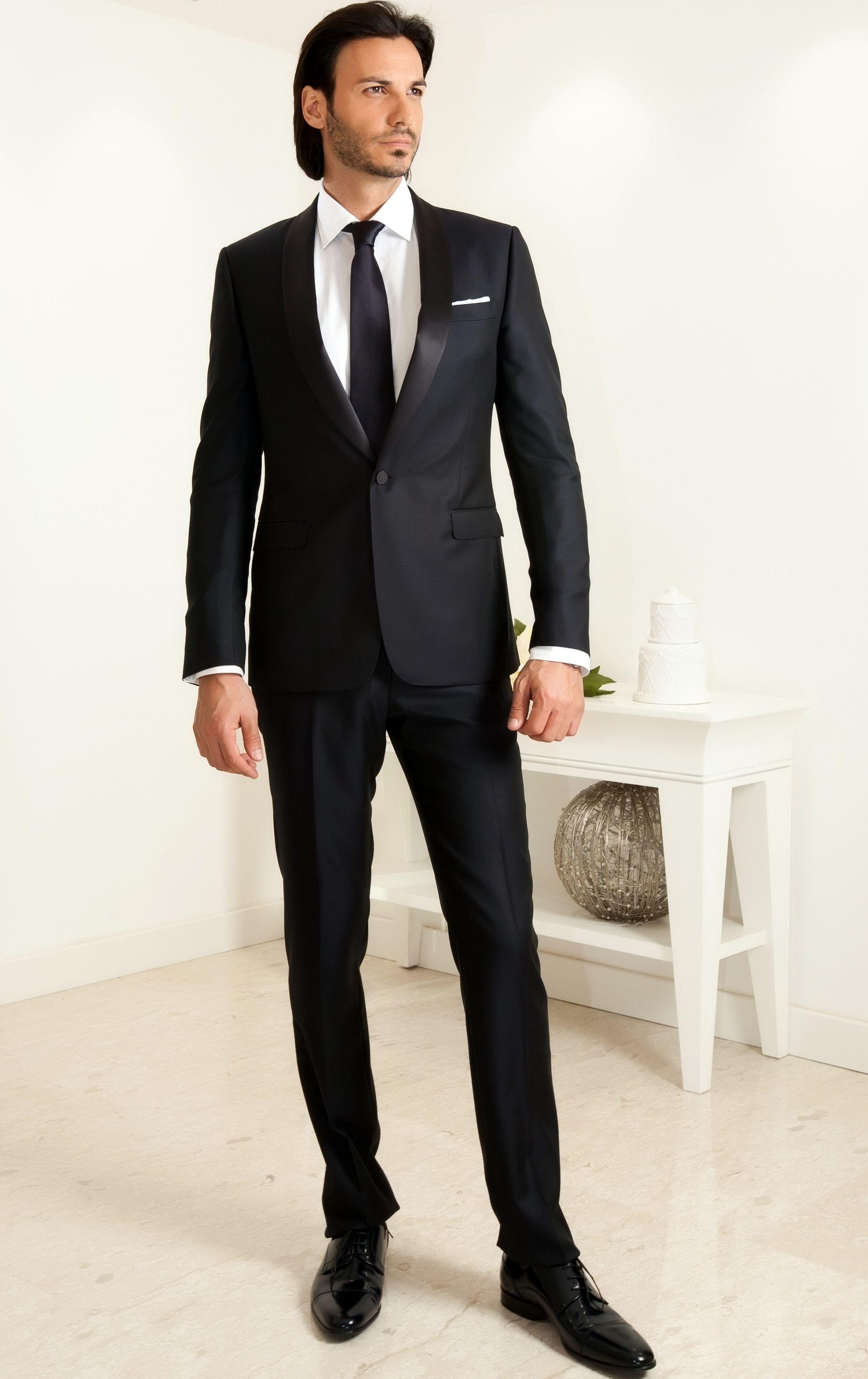 cf6b0aac0723 abito nero uomo cravatta - Cerca con Google