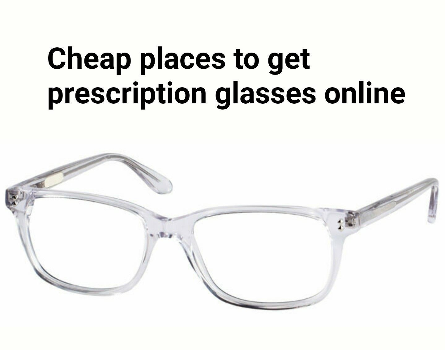 332ab79914 inexpensive places to buy prescription glasses online