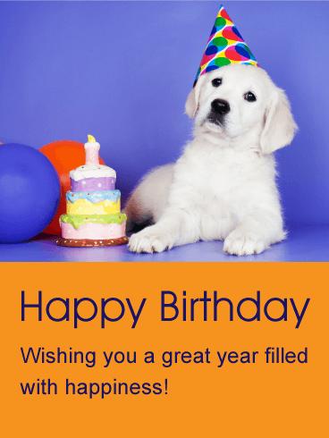 Wishing You A Great Year
