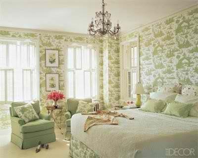 1940s Interior Design Ideas Green bedrooms Interiors and Bedrooms