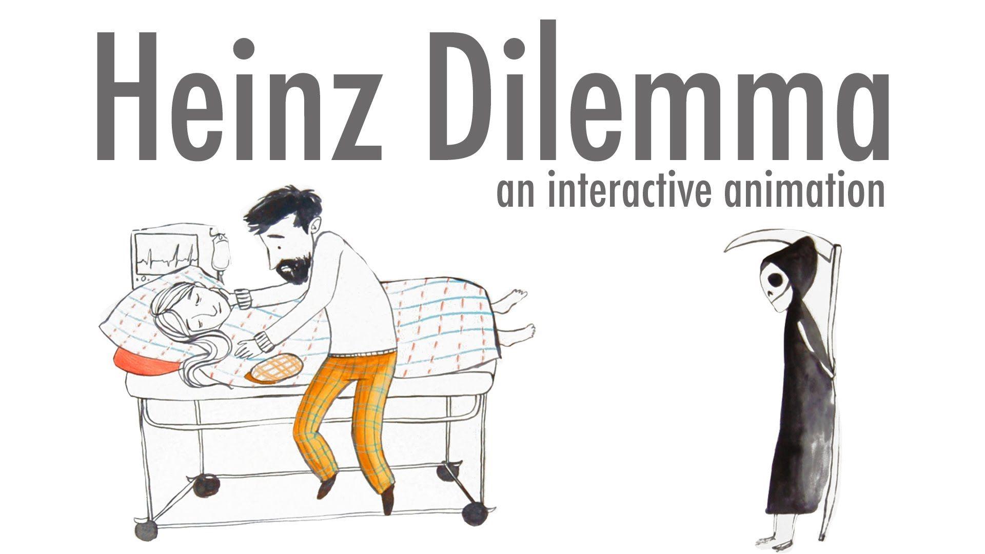Heinz Dilemma Kohlberg S Stages Of Moral Development Interactive Animation Kohlberg Moral Development Teaching Psychology Ap Psychology