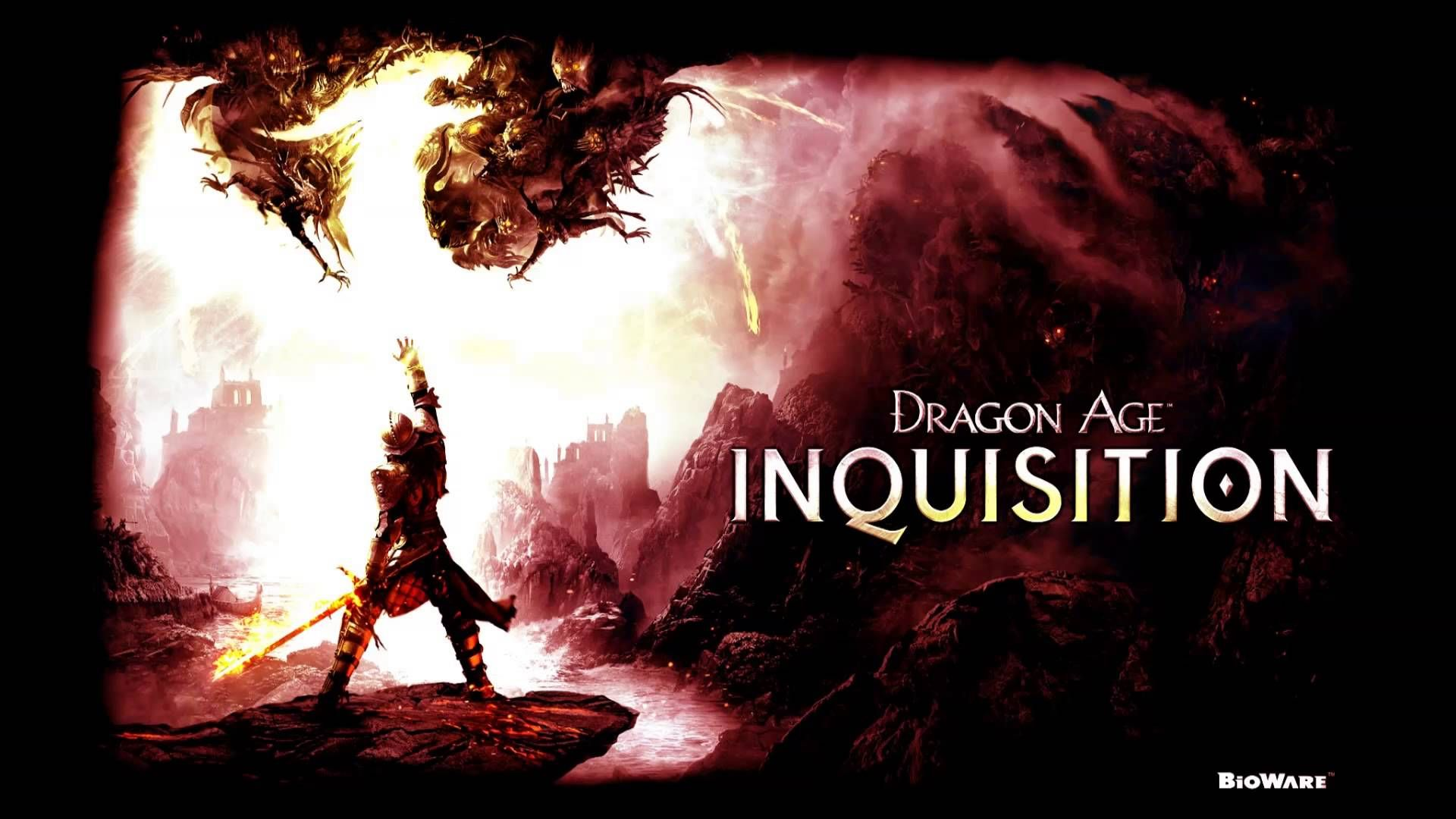 Dragon Age Inquisition Main Theme Extended Dragon Age Dragon Age Inquisition Main Theme