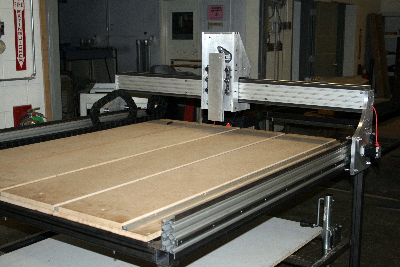 Build DIY Homemade cnc router plans pdf Plans Wooden ...