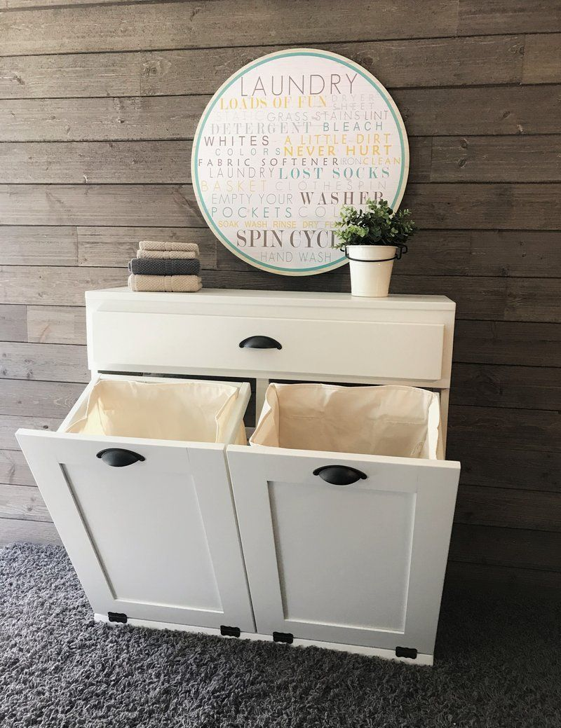 Optimize Your Small Space Learn Trick How To Organize Your Dryer Sheets Laundry Room Cabinet Othe Laundry Hamper Laundry Basket Storage Diy Laundry Basket
