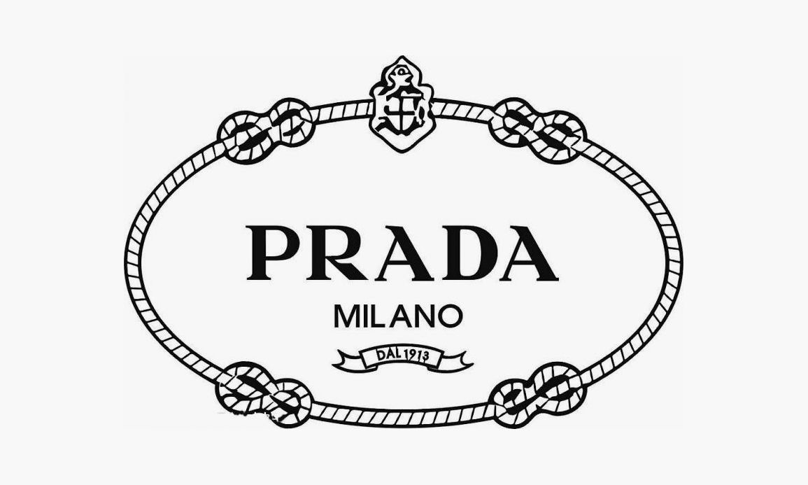 eb3aded52793 Prada s Rope Emblem While Prada chooses to solely use their name for most  branding