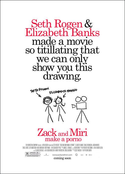 Kevin Smith's Zack and Miri Make a Porno  Actually a pretty funny movie