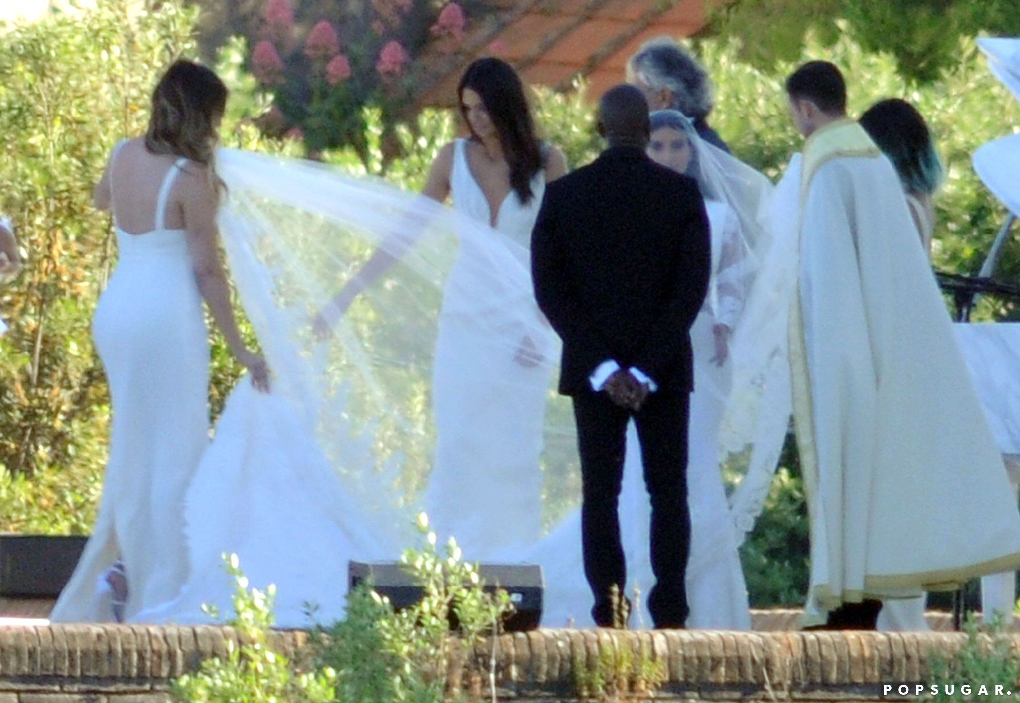 Cheers to 2 Years! Look Back on Kim Kardashian and Kanye West\'s ...