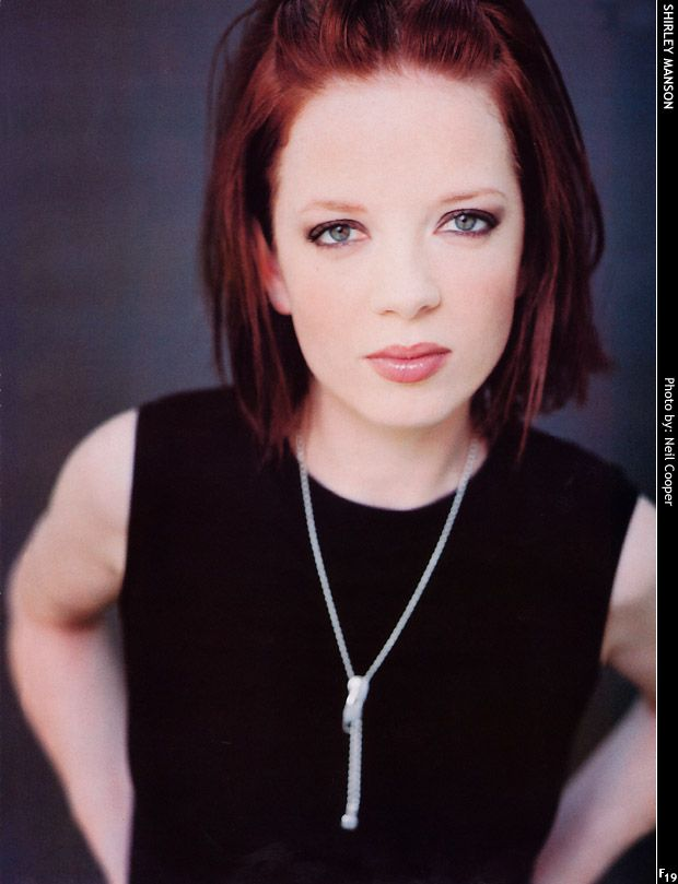 shirley manson married