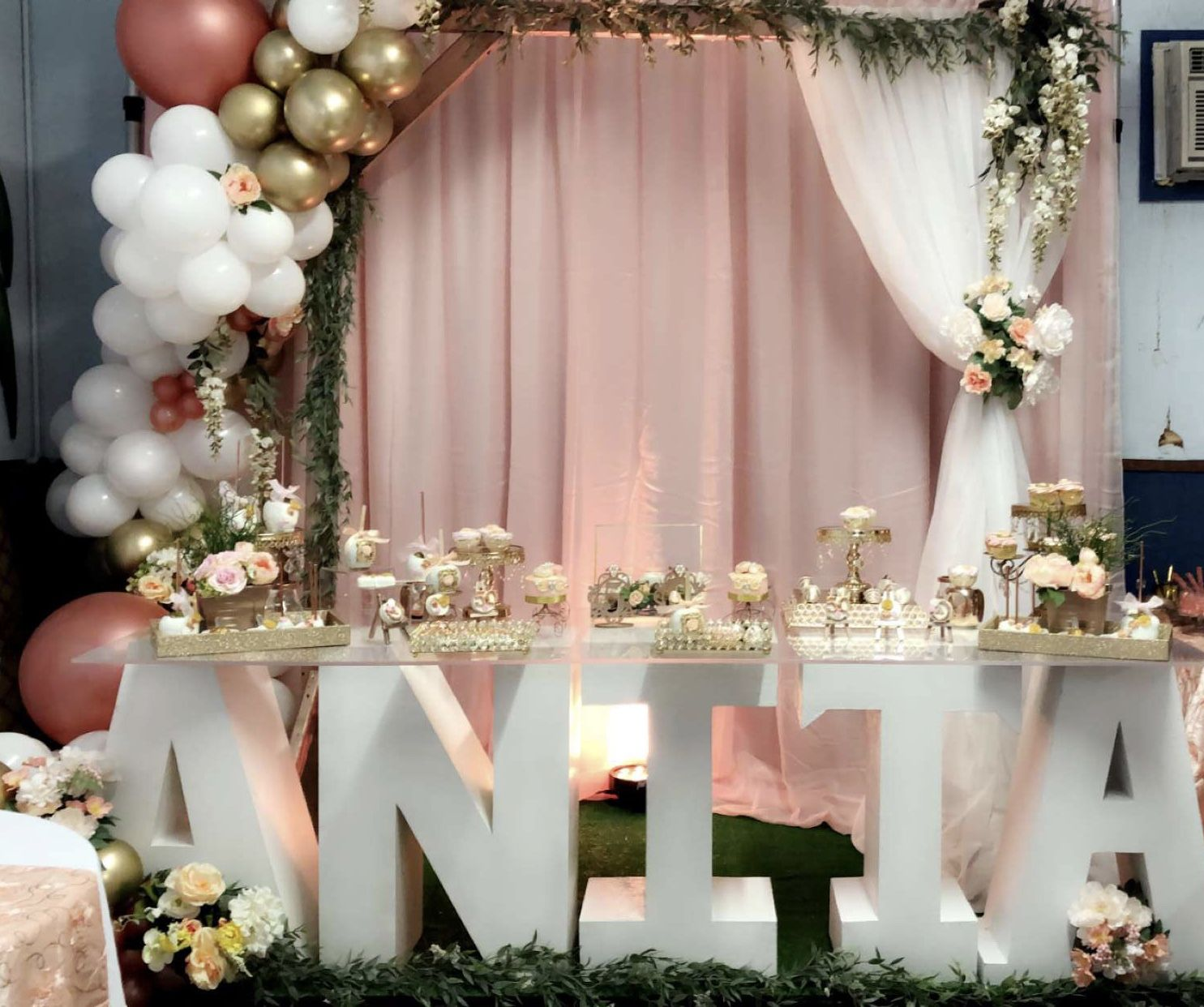 Pin by Wandaseventdesigns on Garland balloons (With images