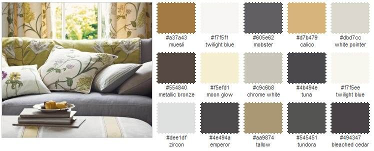 Interior Design Color Palettes earth tone color schemes | paint | pinterest | master bedroom