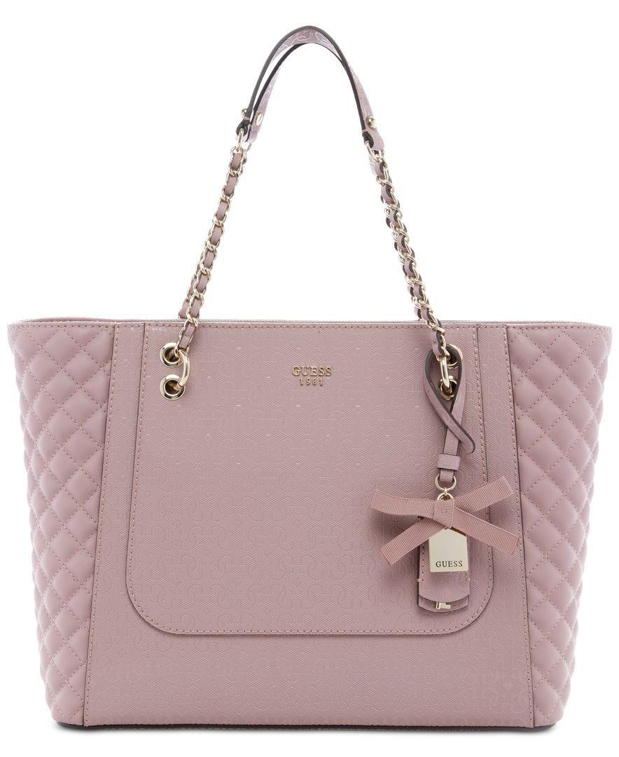 307d183b941d Guess Marian Medium Tote Handbags On Sale
