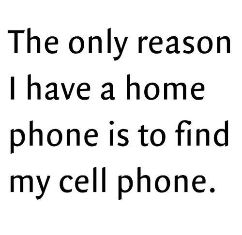 home phone -