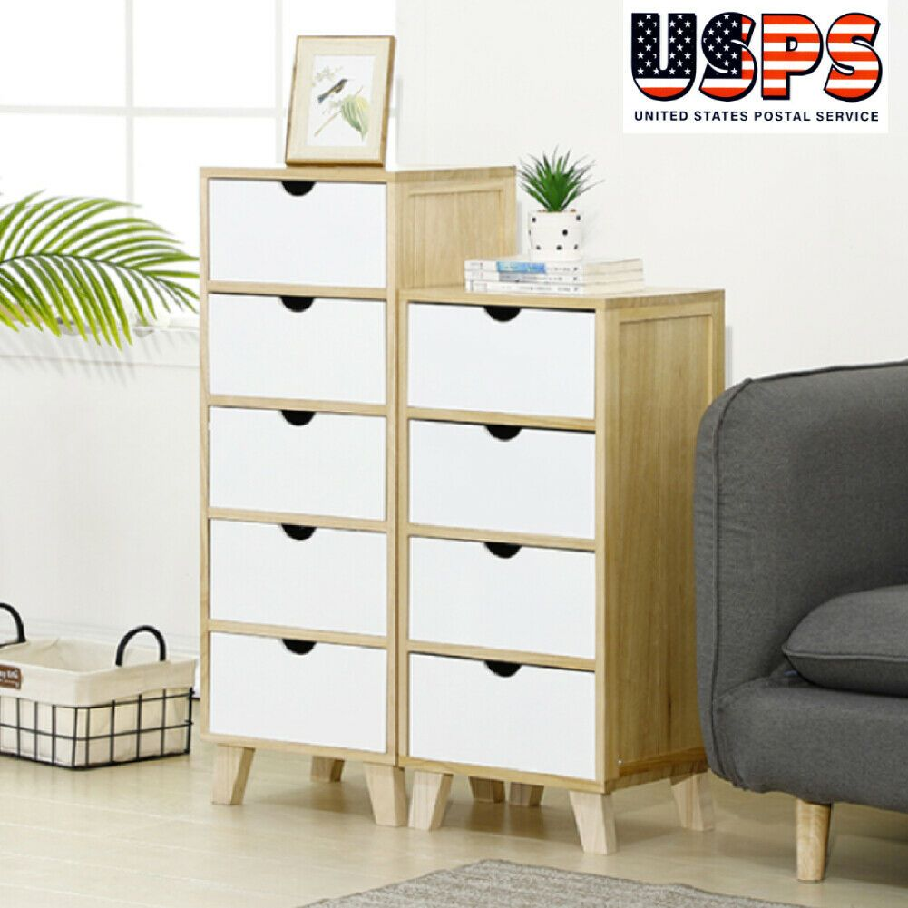 4 5 Tier Drawer Chest Dresser Tower Organizer Clothes Storage Bedroom Cabinet In 2020 Bedroom Storage Bedroom Cabinets Girl Bedroom Decor