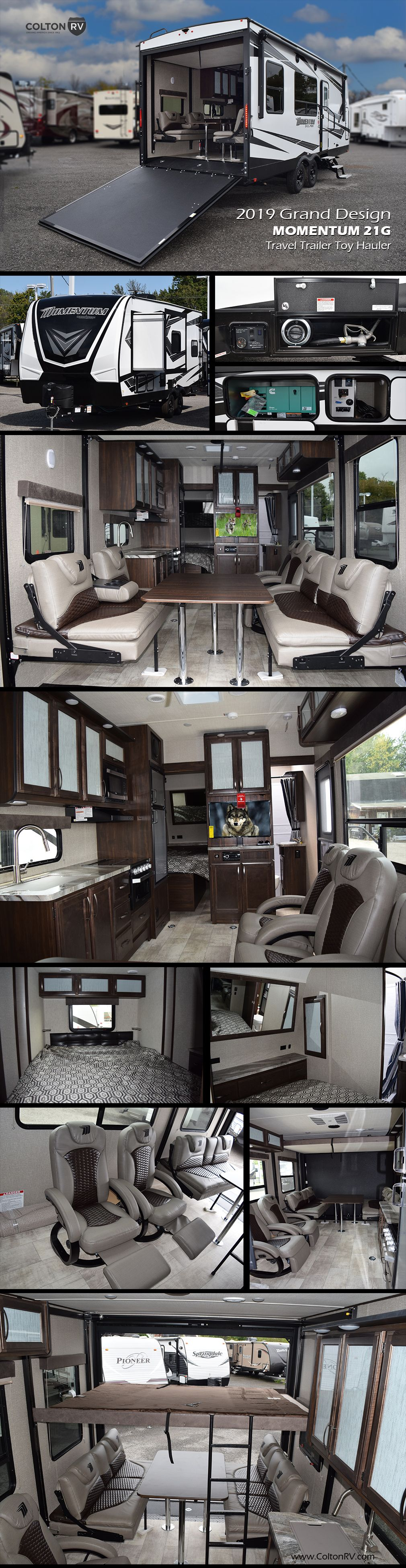 Looking for adventure and fun this grand design momentum