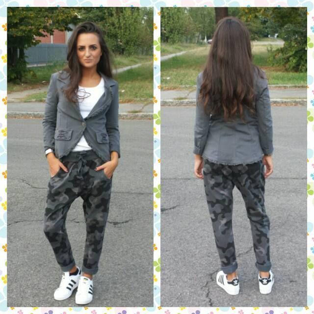 Pant + Jacket Wendy Trendy | Wendy Trendy Style | Pinterest