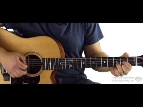 Good Hearted Woman Guitar Lesson And Tutorial Waylon Jennings Youtube Guitar Lessons Guitar Learn Guitar