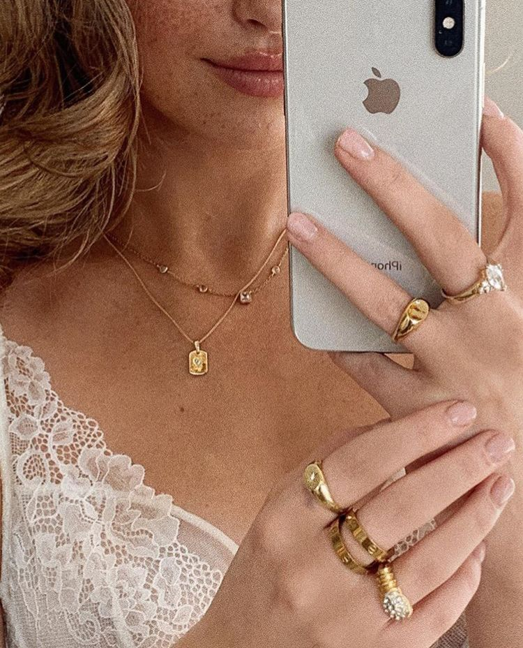 Photo of Necklaces & rings