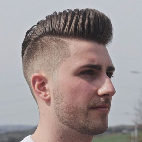 How To Style Your Hair For Men Men S Hairstyles Haircuts 2020 Modern Pompadour Mens Hairstyles Pompadour Pompadour Haircut