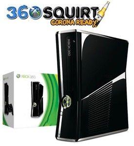 XBOX 360 Slim 250 GB Modificata RGH SQUIRT360 + FreeStyle 3   xbox