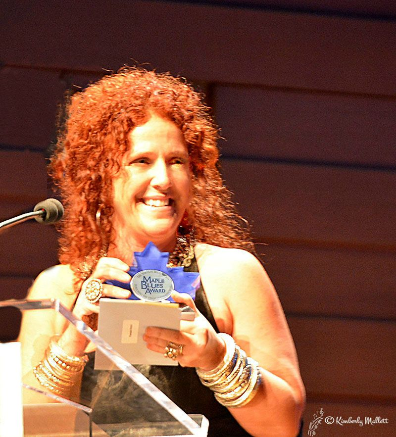 Angel Forrest - Female Vocalist and Songwriter  of the year Photographer Kimberly Mallett