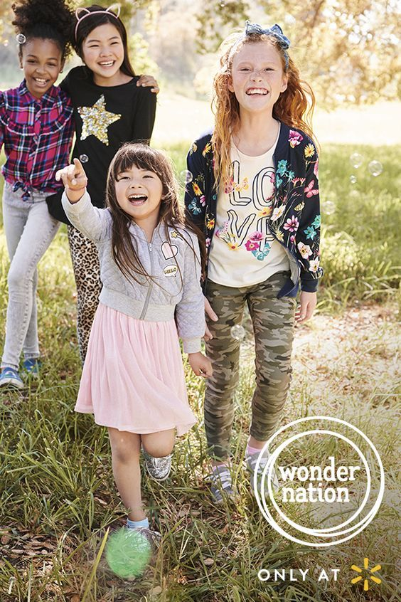 Get The Girl Squad Ready For School This Fall With Wonder