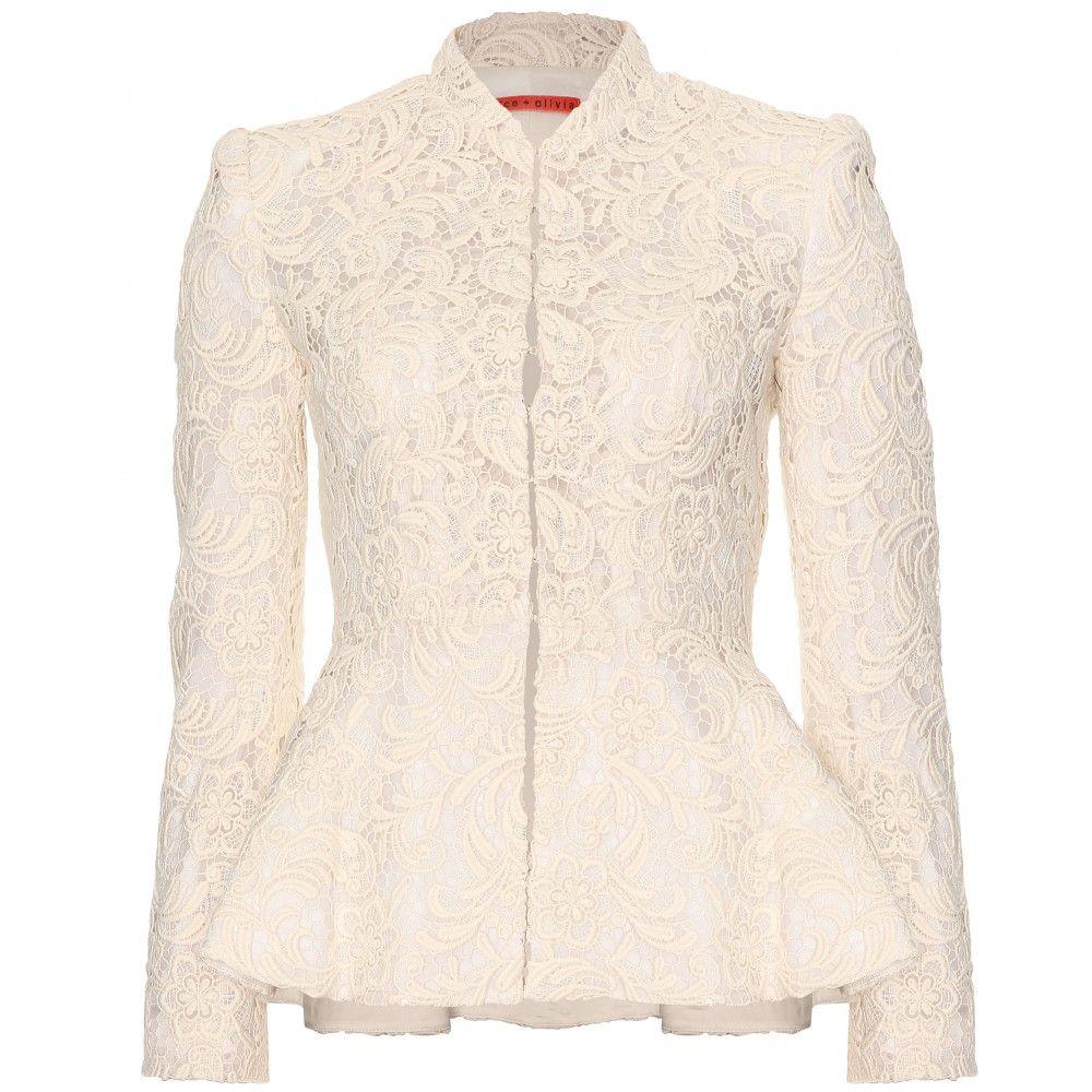 Corte de chaqueta atipico para vestido comunion.