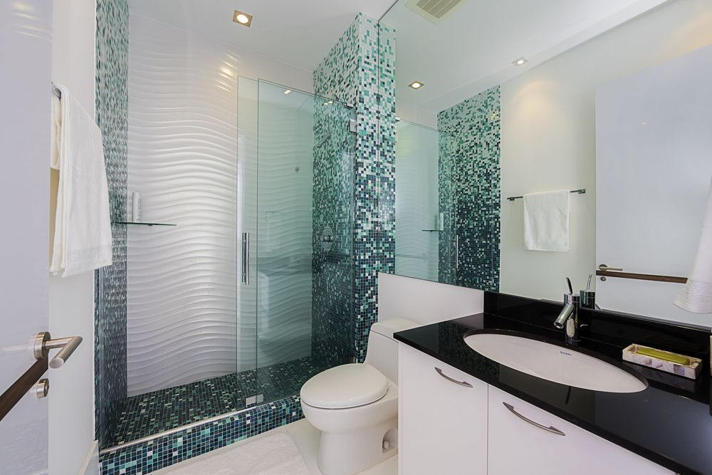 Kleines Badezimmer ? Ganz Groß | Wohnen & Einrichten | Pinterest Kleines Badezimmer
