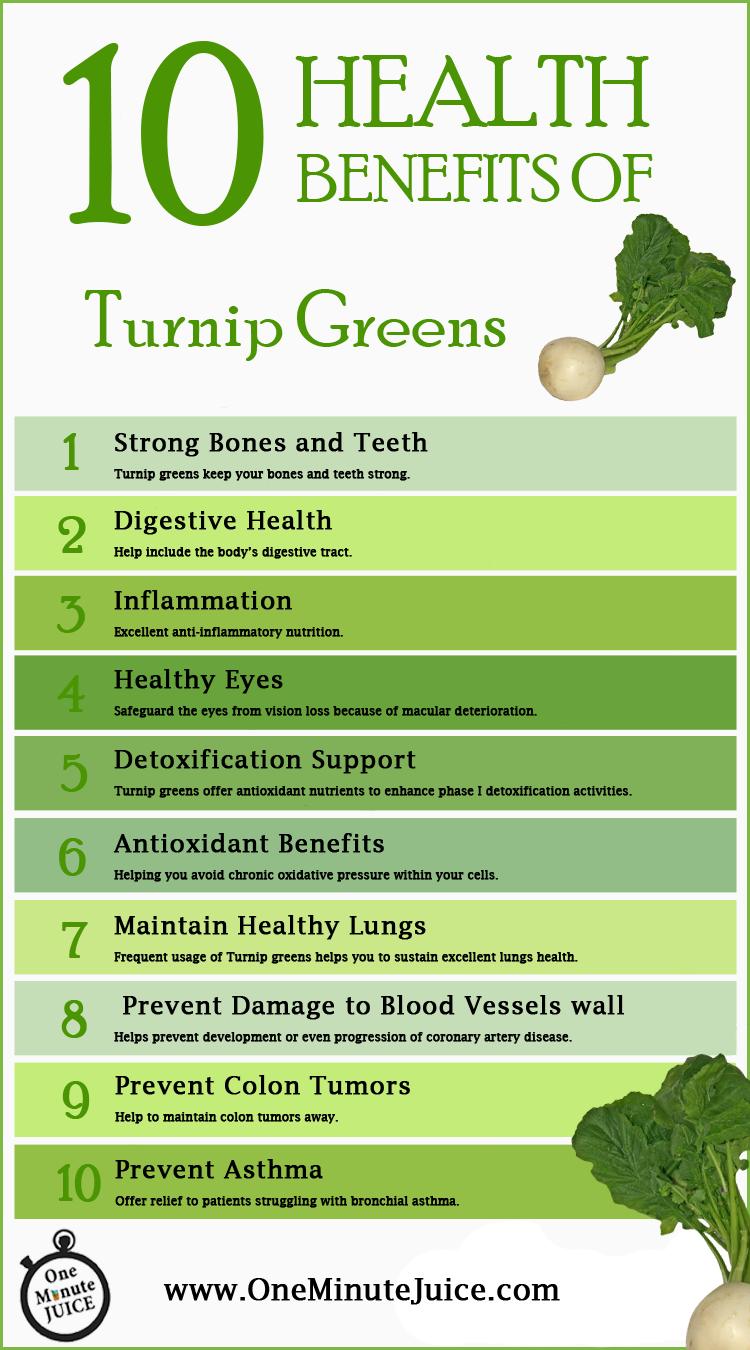 health benefits of turnip greens | vegetable benefits