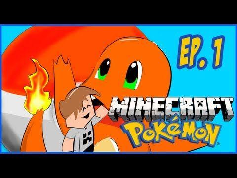 Minecraft pokemon episode 1 minecraft pokemon pixelmon - Pixelmon ep 1 charmander ...