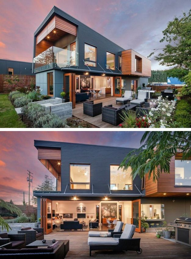 Checkwitch Poiron Architects Designed The Double High House In