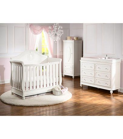 Disney Princess Magical Dreams 4 In 1 Convertible Crib By