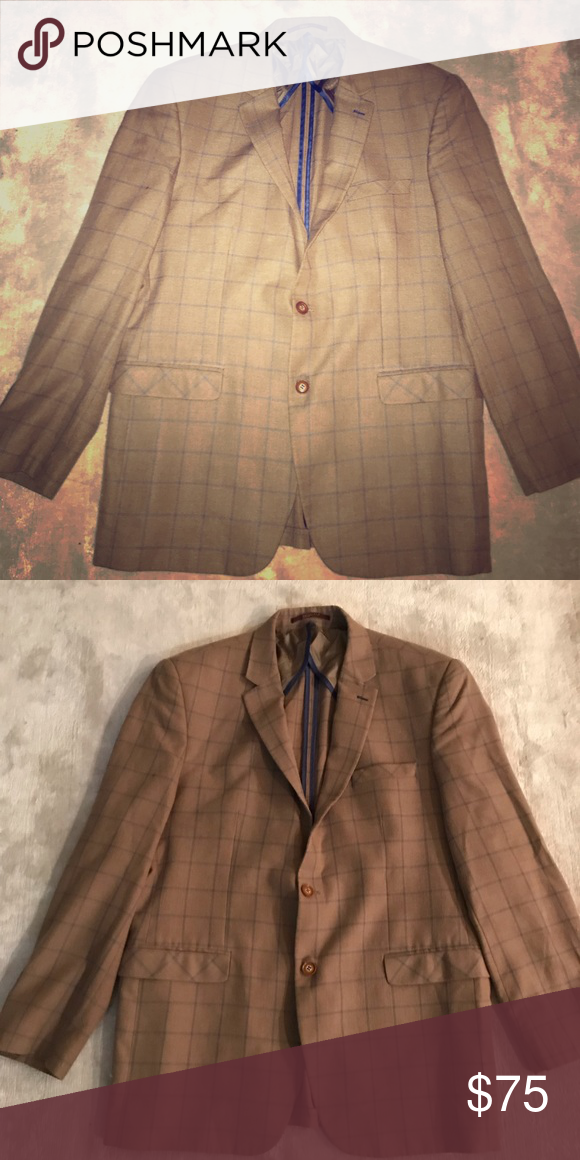 Zegman's Men's Blazer (Made in Turkey) EUROPEAN size 58