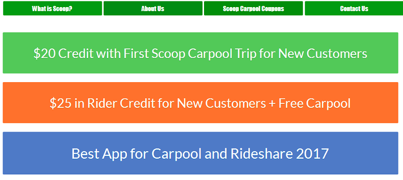 Get exciting ride share deals, app deals, promo codes ... on App That Finds Promo Codes id=89820