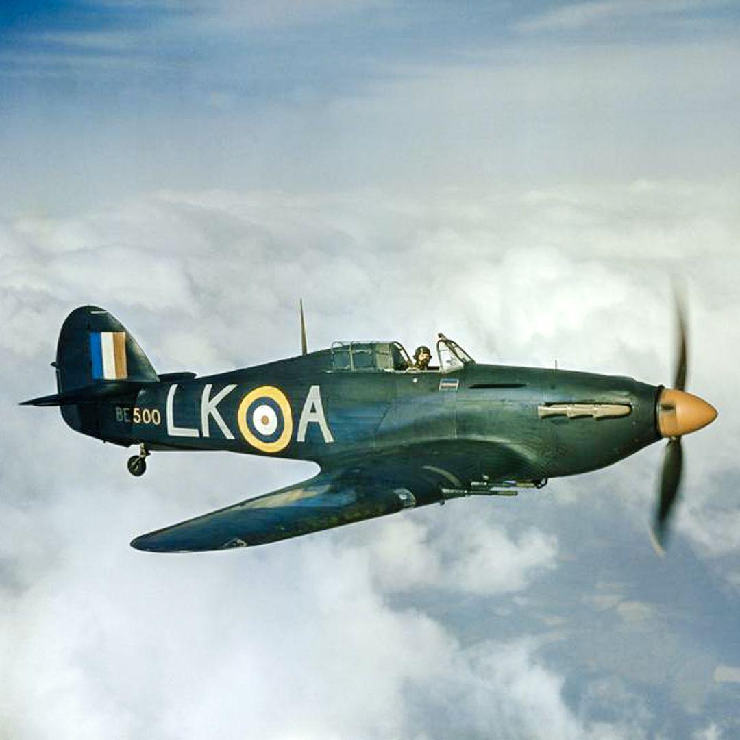 Hurricane Mark IIC - BE500 | Hawker Hurricane | Hawker