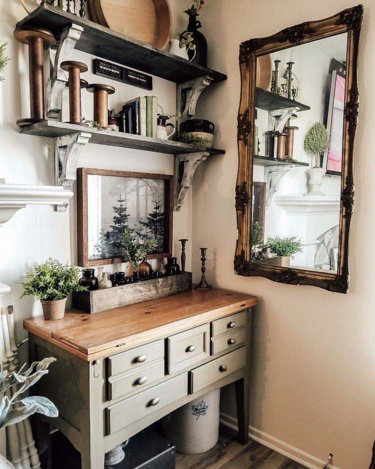 create your own shelves by going to home depot and on fantastic repurposed furniture projects ideas in time for father s day id=27081