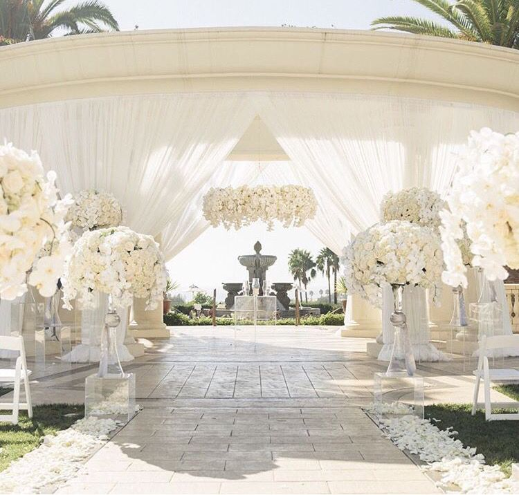 wedding stage decoration pics%0A Ceremony Decoration