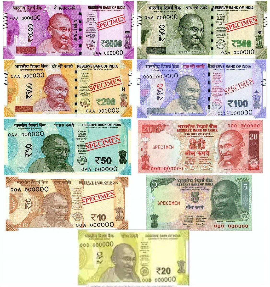 The All New 20 Notes Has Sparked Hilarious Jokes And Meme