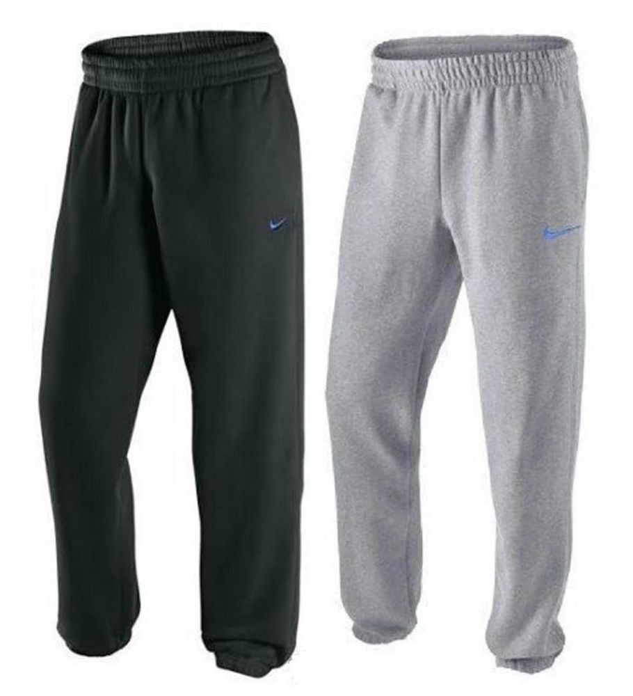4470e22c7 New Mens Nike Fleece Joggers, Tracksuit Bottoms, Track Sweat Jogging Pants    Clothing, Shoes & Accessories, Men's Clothing, Athletic Apparel   eBay!