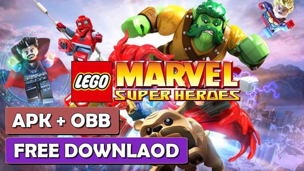 lego marvel super heroes apk download