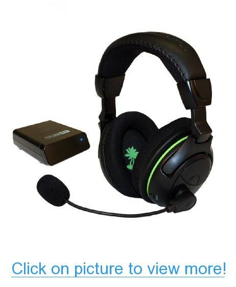 Turtle Beach Ear Force X32 Digital Headset Xbox 360 Turtle Beach Ear Force X32 Digital Headse Wireless Gaming Headset Best Gaming Headset Turtle Beach